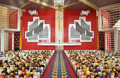 Church Lego Version