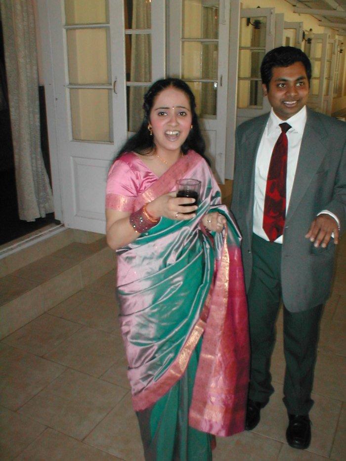 Kangan and Gaurang